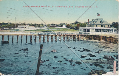 Knickerbocker Yacht Club, Zehden's Casino, College Point, NY