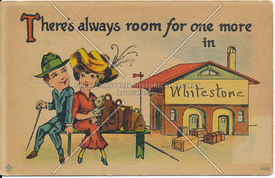 Whitestone Advertisement
