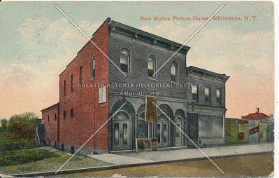 New Motion Picture House, Whitestone, LI