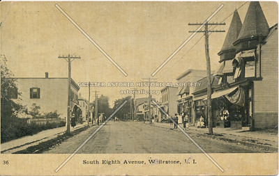 South Eighth Ave (150 St)., Whitestone, LI