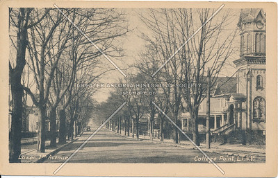 Lower 1st Ave (14 Ave)., College Point, LI, NY