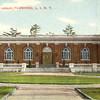 Public Library, Kissena Blvd and Main St., Flushing, L.I., N.Y.