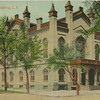 Town Hall, Northern Blvd and Linden Place, Flushing, L.I.,
