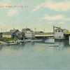 Flushing Creek and Bridge, Flushing, L.I.