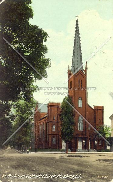 St. Michael's Catholic Church, Flushing, L.I.