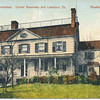 The Prince Homestead, Corner Broadway (Northern Blvd) and Lawrence St (College Point Blvd)., Flushing, L.I.
