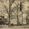Bowne Ave. (Bowne Street), Showing First Congregational Church, Flushing, L.I.