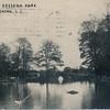 The Lake Kissena Park, Flushing L.I.