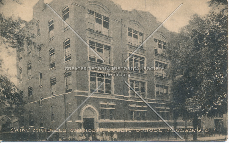 Saint Michaels Catholic Public School, Flushing, L.I.