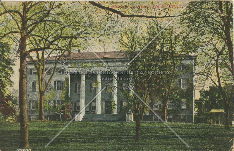 Flushing Institute, Flushing, N.Y.