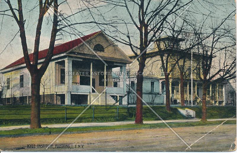 Kyle Institute, Flushing, L.I., N.Y.