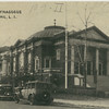 Jewish Synagogue, Kissena Blvd and Sanford Ave., Flushing, L.I.