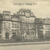 High School, Flushing, N.Y.