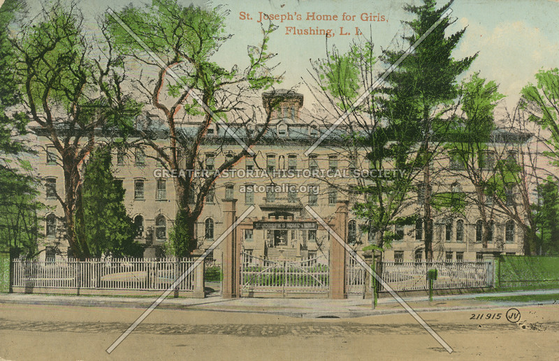 St. Joseph's Home for Girls, Flushing, L.I., N.Y.