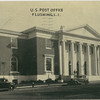 U.S. Post Office, Sanford Ave at Main St.,  Flushing, L.I.