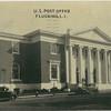 U.S. Post Office, Sanford Ave at Main St.,  Flushing, L.I.