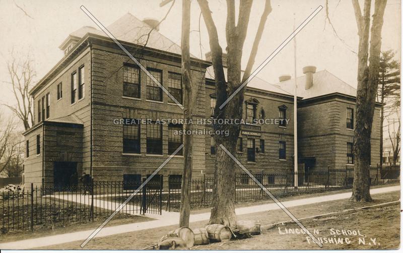 Lincoln School, Flushing, N.Y.