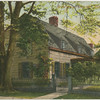 Old Bowne House, L.I.