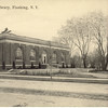 Public Library, Kissena Blvd and Main St.,  Flushing, N.Y.