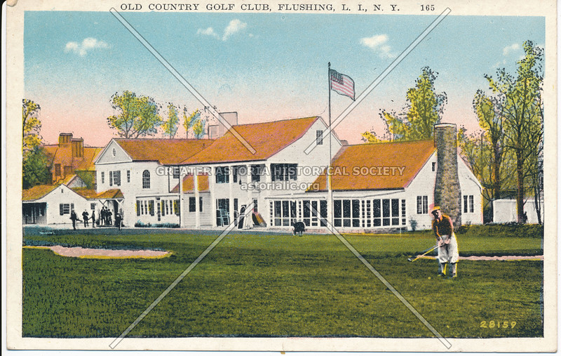 Old Country Golf Course, Flushing, L.I. N.Y.