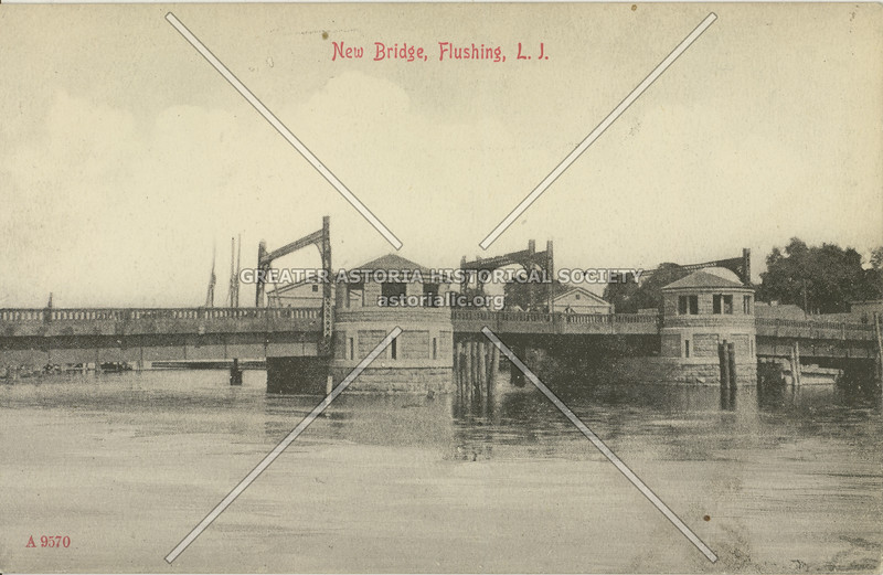 New Bridge, Flushing, L.I.