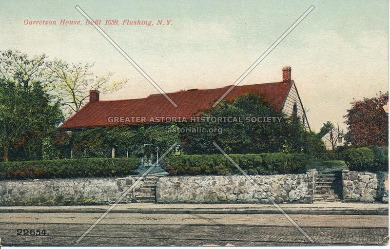 Garretson House, Main St., Flushing, N.Y.