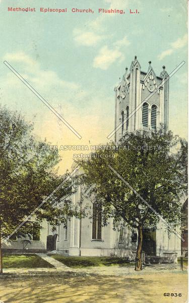 Methodist Episcopal Church, Flushing, L.I.