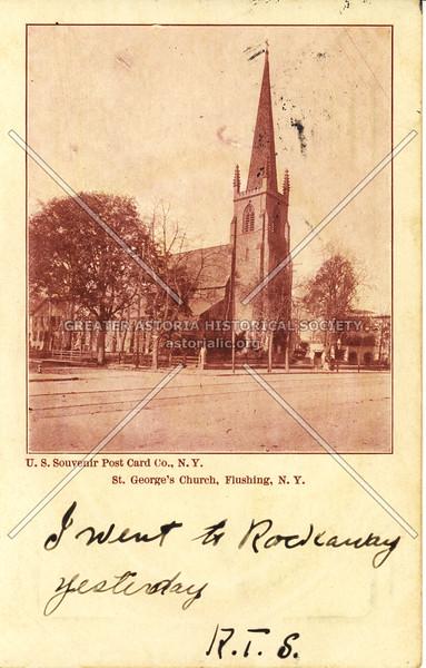 St. George's Church, Flushing, N.Y.