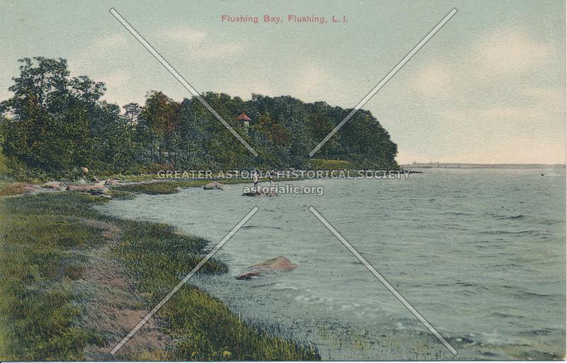 Flushing Bay, Flushing, L.I.