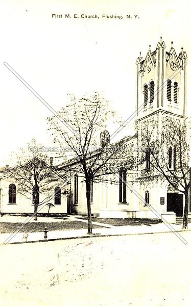 First M.E. Church, Flushing, N.Y.
