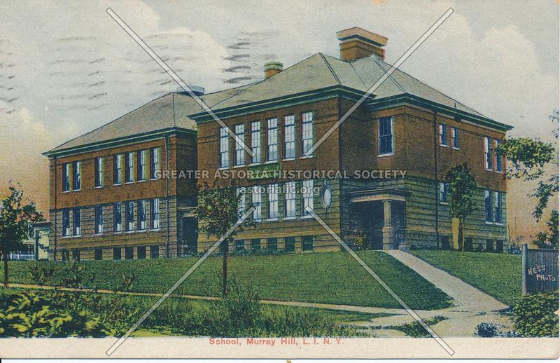 Lincoln School, Murray Hill, L.I., N.Y.