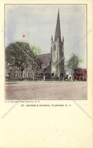 St. George's Church, Main St., Flushing, N.Y.
