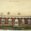Library, Kissena Blvd and Main St., Flushing, N.Y.