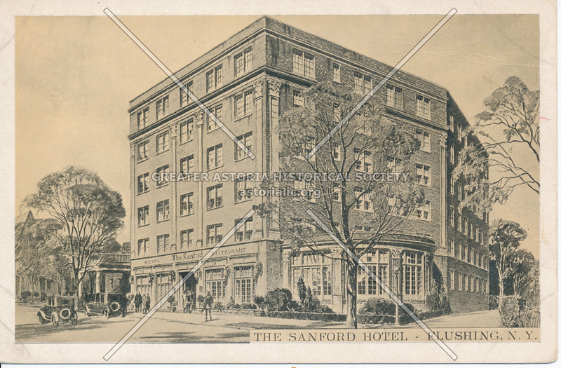 The Sanford Hotel, Flushing, N.Y.