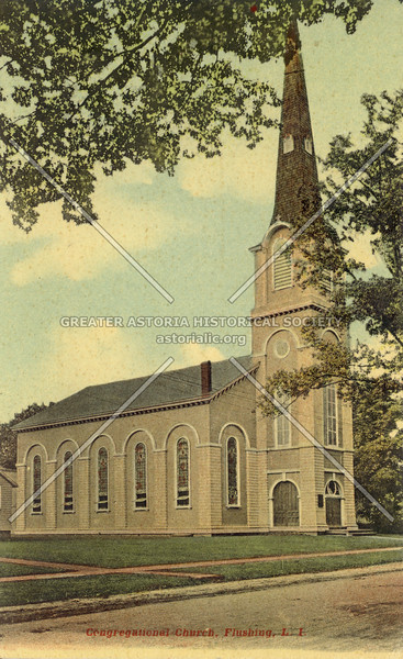 Congregational Church, Flushing, L.I.