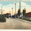 Broadway (Northern Blvd at Depot Road)  Long Island Railroad Station Flushing, L.I., N.Y.
