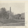 Soldiers Monument -Northern Blvd and Linden Place, Flushing, L.I., N.Y.