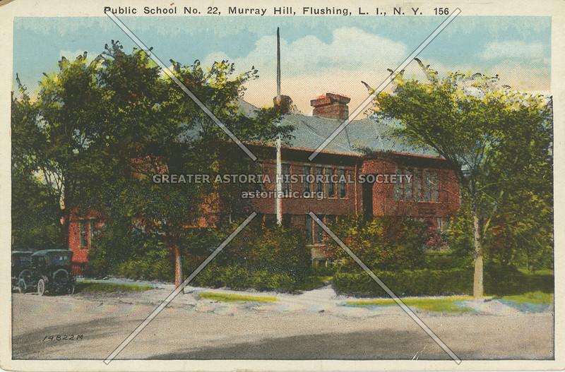 Public School No. 22, Murray Hill, Flushing, L.I., N.Y.