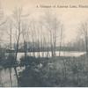 A Glimpse of Kissena Lake, Flushing, N.Y.