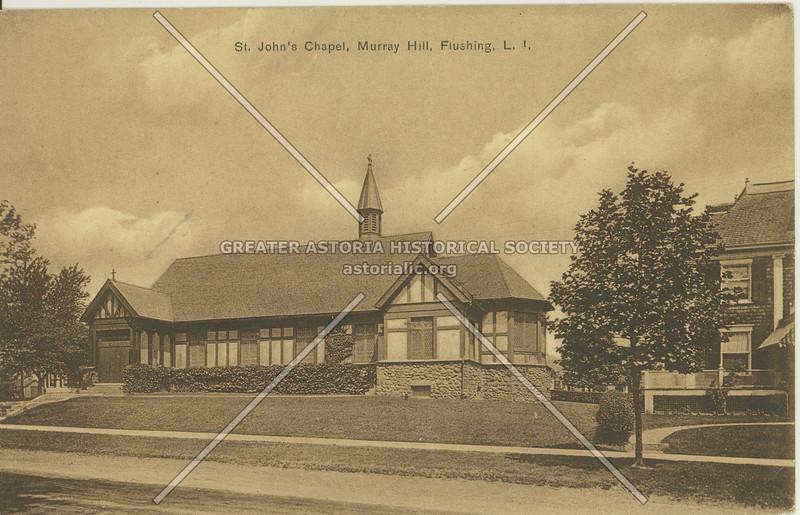 St. John's Chapel, Murray Hill, Flushing, L.I.
