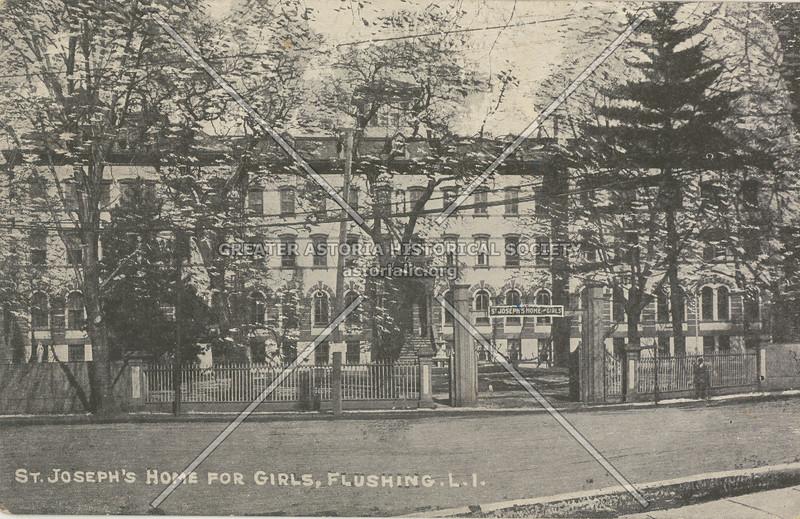 St. Joseph's Home for Girls, Flushing, L.I.