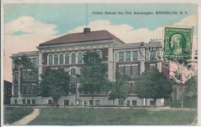 Public School 134, Kensington, BK.