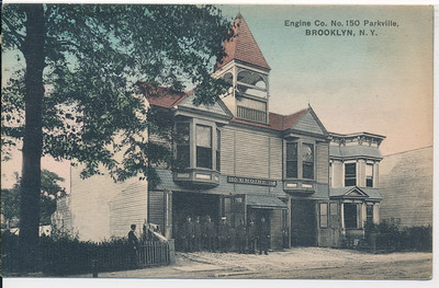 Engine Co. 150, Parkville, BK