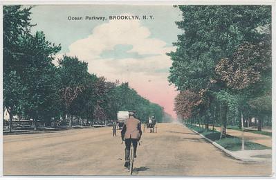 Ocean Parkway, BK.
