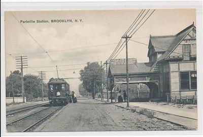 Parkville Station, BK.