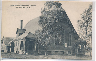Parkville Congregational Church, BK.
