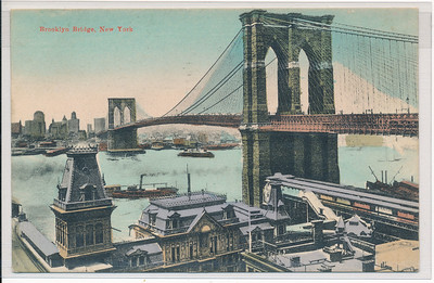 Brooklyn Bridge, BK.