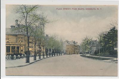 Plaza Street, Park Slope, BK.