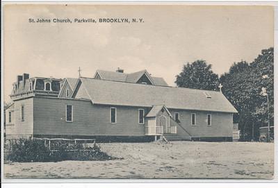 St. Johns Church, Parkville, BK.