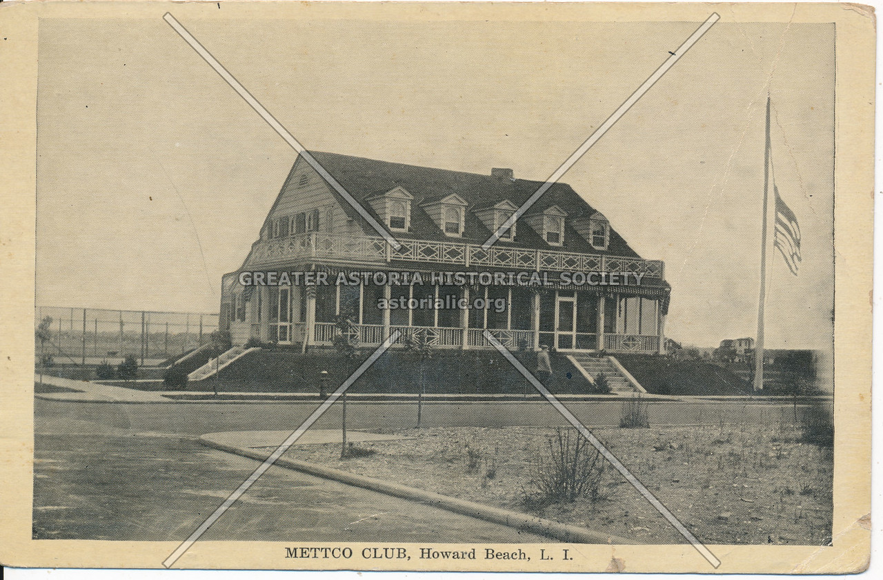 Mettco Club, Howard Beach, L.I.
